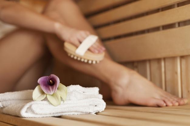 Leg Scrub Massage Sri Lanka